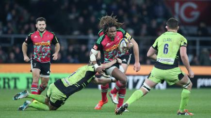 Northampton Saints v Harlequins