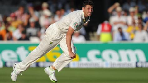 Nottinghamshire sign James Pattinson to replace injured Peter Siddle