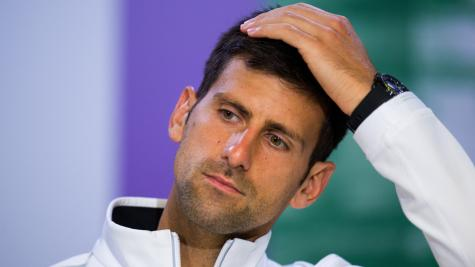 Novak Djokovic beaten on his return to competitive action at Indian Wells
