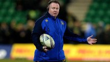 Leinster's head coach Matt O'Connor was a happy man following his side's comeback win over Wasps