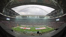 Wembley will host its 10th NFL game on Sunday