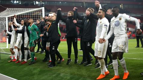 Ostersunds boss Ian Burchnall predicts tight times in Sweden