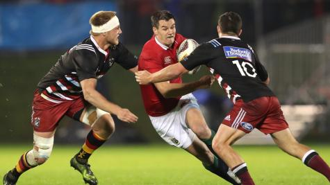 5 things we learned from the Lions' victory over the Provincial Barbarians