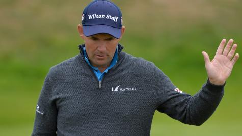 Former champion Darren Clarke hopes to make The Open at Roryal Birkdale