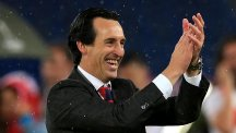 Unai Emery has been appointed as Paris St Germain's new coach