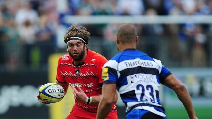 Parling injury concern for England