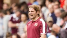Robbie Neilson saw his side open their Premiership season with a 4-3 win