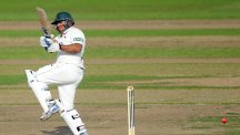 Samit Patel looks set to spend his entire county career at Trent Bridge