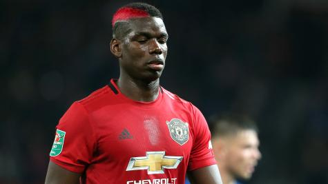 Paul Pogba ruled out of Jose Mourinho's return to Old Trafford