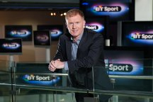Paul Scholes has joined BT Sport's football punditry team