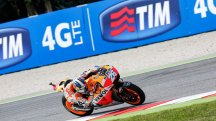 Pedrosa secures third place for ninth podium of the season