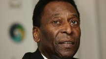"Pele's condition is ""improving"" in a Sao Paulo hospital"