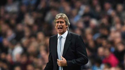City boss disappointed with another under-par Champions League performance from his team.