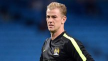 Joe Hart has impressed for Manchester City this season