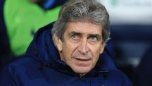 Manuel Pellegrini's Manchester City side face title rivals Chelsea on Saturday