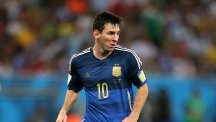 Manchester City have played down talk of a move for Lionel Messi