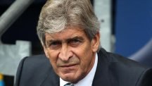 Manuel Pellegrini is looking to end a run of three games without a win