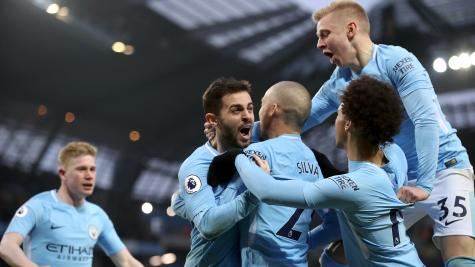 Pep Guardiola focused solely on Stoke as Manchester City close in on title