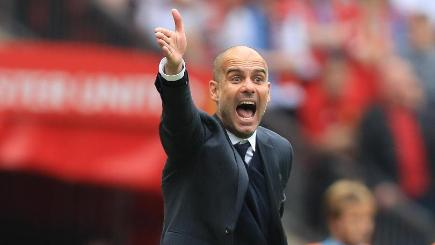 Pep Guardiola: Manchester City must improve to win major trophies this season