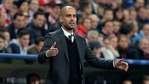 Pep Guardiola is keen for Bayern not to emulate Manchester United in missing out on Champions League qualification