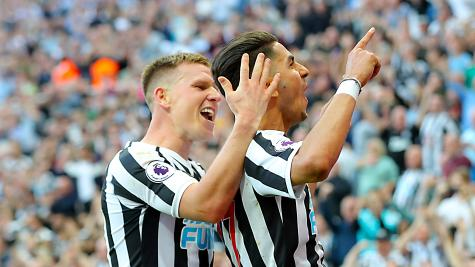 Perez calls on Newcastle to finish season with a flourish