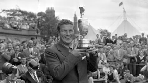 Peter Thomson one of the greatest links players ever -…