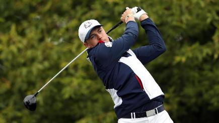 Spieth and Reed lead US in opening match