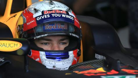 Pierre Gasly to get F1 chance as Toro Rosso lose patience with Kvyat