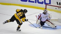 Phil Kessel scored the decisive goal for the Penguins (AP)