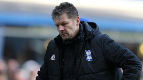 Birmingham name Monk as manager