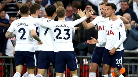 Mauricio Pochettino says Tottenham's next step is to win a trophy