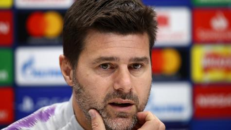 Tottenham's Pochettino - Team won't be distracted by Manchester United speculation