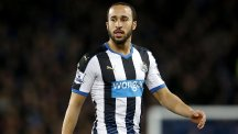 Newcastle midfielder Andros Townsend is targeting victory at Aston Villa