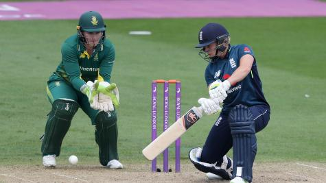 Poor start sees England slip to ODI defeat against South Africa