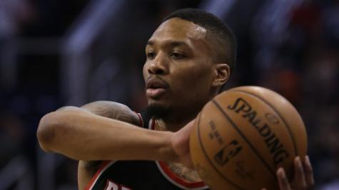 Portland Trail Blazers too hot for San Antonio Spurs