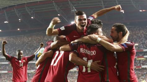 Portugal and France seal World Cup spots but Holland hopes are ended