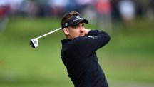 England's Ian Poulter has pulled out of this week's AT&T Byron Nelson tournament with injury