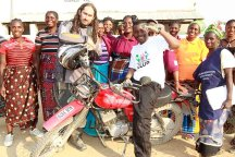 Provides motor bikes to health workers in Zambia so vital healthcare services can be delivered