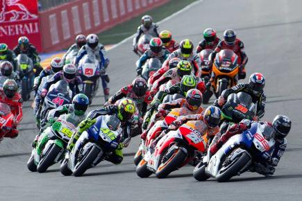MotoGP 2014 entry list | BT Sport
