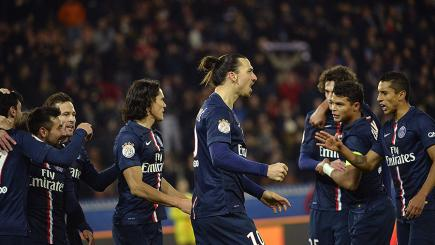 Ibra plays conductor for superb PSG team goal