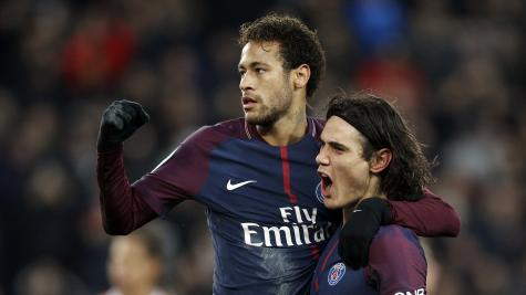 Edinson Cavani beats Zlatan Ibrahimovic's all-time PSG goal record