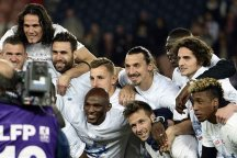 PSG were confirmed as Ligue 1 champions on Wednesday night after Monaco failed to beat Guingamp.