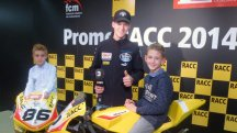 Quartararo meets young Promo RACC riders