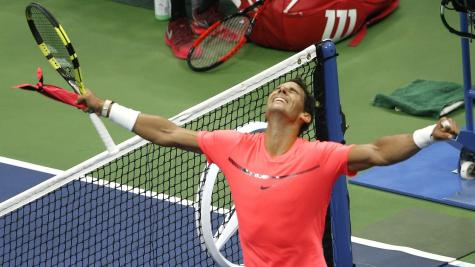 Rafael Nadal to face Andrey Rublev in US Open quarters