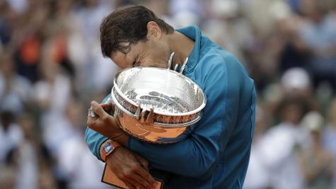 Rafael Nadal weighs up options after French Open glory