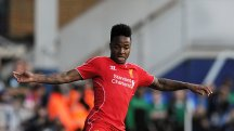 Raheem Sterling is a fast-rising star at Liverpool
