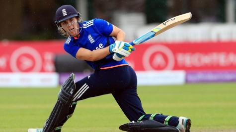 Rain forces reserve day action in England Women's tour match