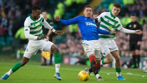 Rangers and Celtic fined by UEFA over Europa League incidents