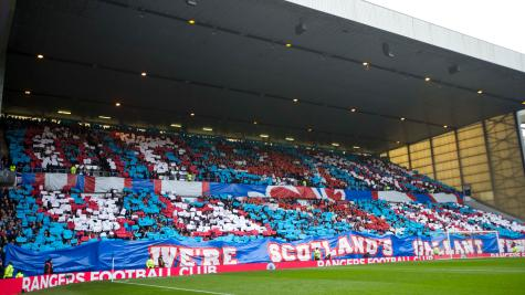 "Rangers fans' group voices concern after ""disgraceful capitulation"""