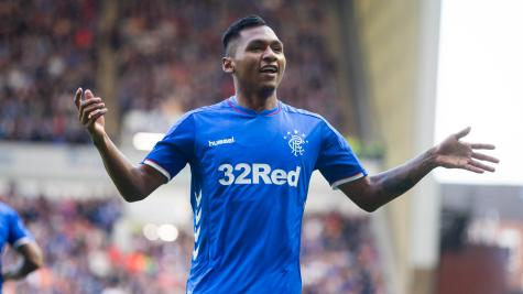 Bordeaux in talks with Rangers over Alfredo Morelos signing